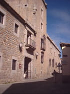 Une rue de Avila