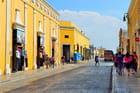 Une rue de Mérida