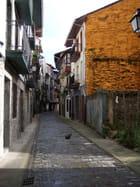 Une ruelle de Lekeitio
