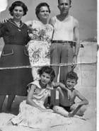 Vacances a alcamo en 1955