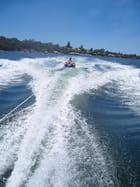 Variante du ski nautique