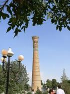 Variations sur un minaret