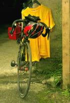 Vélo et maillot jaune