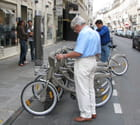 Vélo libre paris