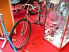 Vélo sans chaîne à cardan
