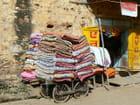 Vendeur de couvertures