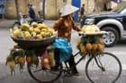 Vendeuse à Hanoi