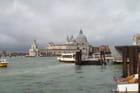 Venise par temps maussade