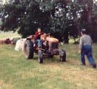 Vero en tracteur