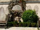 vestige de l'église saint Vincent