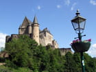 Vianden, le château