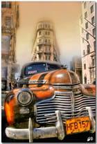 vieille chevrolet à Cuba