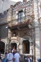 vieille maison de Catane
