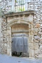 Vieille porte provençale