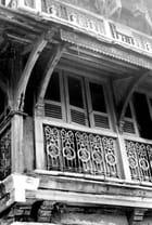 Vieux balcon