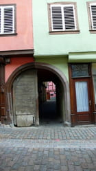 Vieux portail !