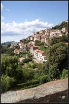 Village d'Oletta...