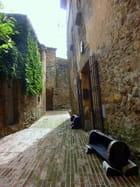 Village de Ullastret en Catalogne