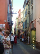 Ville colorée