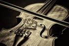 violon retro
