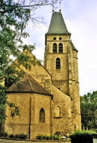 Viry Châtillon, abside Saint Denis