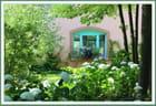 Visite au jardins des faïenciers