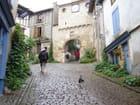 visite d'un village médiéval