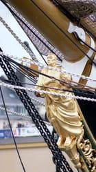 Visite de l'Armada de Rouen