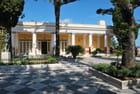 ?Visite du palais de Sissi a Corfou?