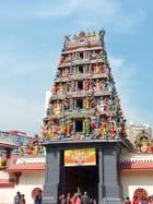 Visite du temple Hindou