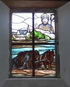 Vitrail Chapelle de St Cado