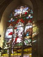 Vitrail de église de Vivonne