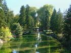Voie d'eau menant à l'étang du Fourneau
