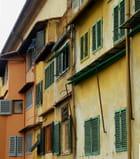 Volets du Ponte Vecchio
