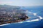 vue aérienne de Saint Pierre