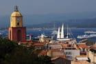 Vue de St-Tropez