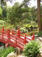Vue du pont japonais