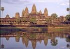 vue du temple Angkor Wat
