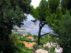Vue panoramique sur St.Jean cap Ferrat (1)