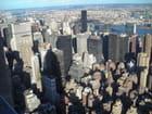 Vue prise de l'Empire State Building