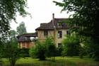 Vue sur la ferme de Marie -Antoinette 2