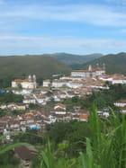 Vue sur Ouro Preto