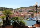 Vue sur Port-Vendres