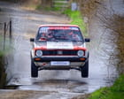 VW Golf GTI Rallye du Touquet Hervé Lecuyer