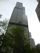 Willis Tower ,anciennement Sears Tower,Chicago