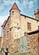 Xaintrailles, tourelles château