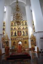Yaroslavl la Cathédrale de la Dormition