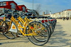 Yélo, les vélos jaunes de La Rochelle