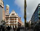 Zone piétons - Munich