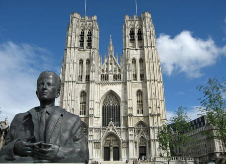 Cathédrale Saint-Michel et Sainte-Gudule de Bruxelles